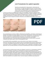 Radiofrecuencia Facial Tratamiento (la capital espanola)