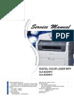 CLX-6220fx 6225fx ServiceManual