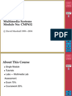 CMP632 Multimedia Complete Slides