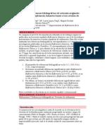 Análisis de Referencias Bibliográficas de Artículos Originales Publicados en Enfermería Intensiva Frente a Tres Revistas de Ámbito General
