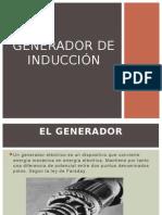 Generador de Induccion
