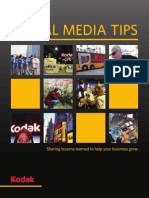Políticas Social Media Kodak