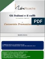 AstraRicerche Caffè Report