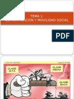 Tema 1 Estratificación y Movilidad Social