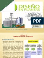 DISEÑO DE PLANTAS AGROINDUSTRIALES