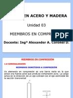 Membros en Compresion