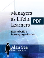 Managers as Lifelong Learners