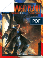 Player's Guide - Ravaged Planet