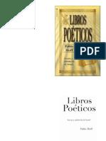 Libro Poeticos de Pablo Hoff