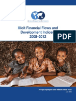 Illicit Financial Flows and Development Indices