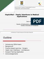 HapticMed Presentation