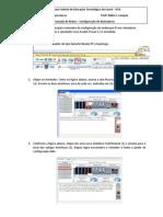 123458-Prática Configuração de Roteadores Subredes - Linha de Comando