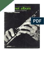 Clarinet album - fourth - Pamela Weston.pdf