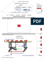 Part Dimentions of Material Feed Mechanism