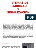 Señalizacion y Ventilacion