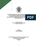 analisis koordiansi recloser fco