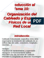 IntroTema10_Organizacion Del Cableado y Espacios Fisicos de Una Red Local