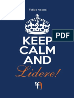 Keep Calm and Lidere 2015