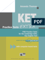 KET  Practice Tests Extra