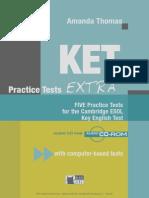 KET  Practice Tests Extra