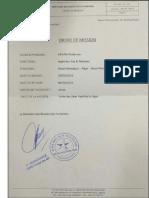 Ordre de Mission Abdenour