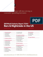 72241 Bars & Nightclubs in the US Industry Report