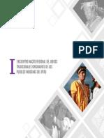 JUEGOS INDIGENAS PERÚ 2014 - Fotoreport I EMJTOPIP Final WCL