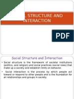 Lec 24 Social Structure