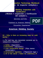 Welding Inspector Work Book