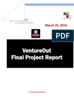 VentureOut Project Report