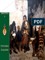 Arte en Argentina- Pintores Italianos