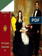 Arte en Argentina- Pintores Franceses II