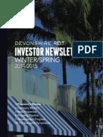 devonshire newsletter winter spring 2014 2015 e