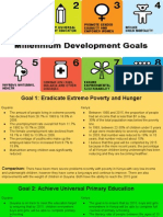 8 millennial development goals