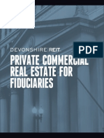 devonshire private cre for fiduciaries e
