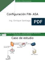 Configuracion FW- ASA