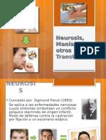 Tarea Neurosis Psicología