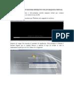 Instalacion de Un Sistema Operativo en Una Maquina Virtual