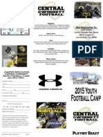 Central Gwinnett Youth Camp