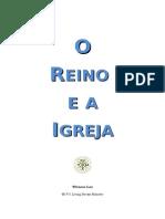 O_REINO_E_A_IGREJA