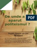 13.de unde a aparut politeismul traducere.docx