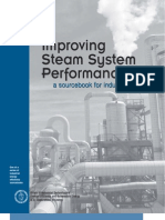 Improving Steam System Performance a Source Book for Industry