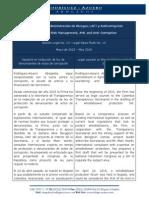 Boletin Legal No. 19 - Mayo de 2015