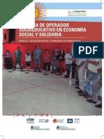 Cuadernillo-educacion Social y Comunidad de Aprendizaje-IMPRENTA