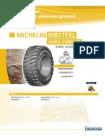 Technical Documentation MICHELIN Bibsteel Hard Surface