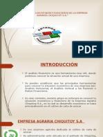 Informacion Contable Ratios Financieros