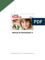 Photostudio6 Manual
