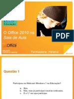 Webcast Office 15nov