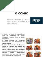 o Comic, A Linguaxe
