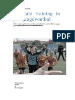Mentale training in het jeugdvoetbal